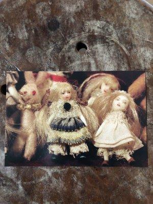 画像4: こみねゆら ポストカード 「ちびちび人形」3枚組