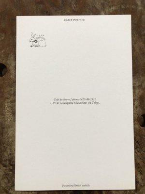 画像3: 吉田キミコ ポストカード(油絵・天使と双子とお人形)