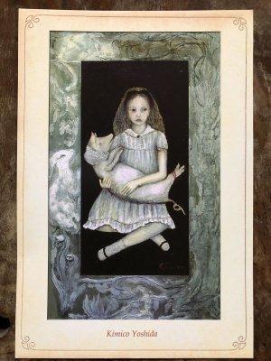 画像1: 吉田キミコ ポストカード(アリス)