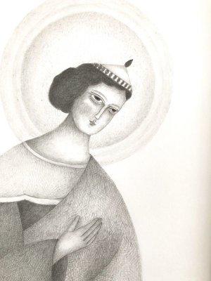 画像1: 【青の羊】 「預言者」