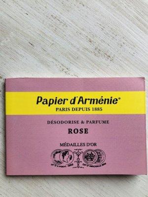 画像1: papier d'armenie(パピエダルメニイ) ローズ